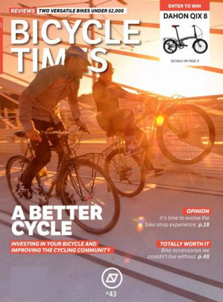 Bicycle Times 3/2016