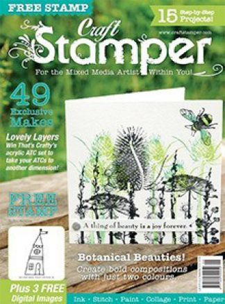 Craft Stamper 1/2016