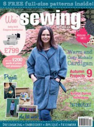 Sewing World 1/2016