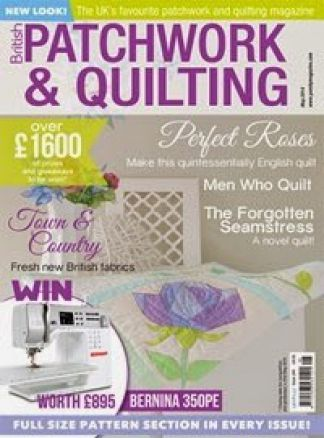 British Patchwork and Quilting 1/2016