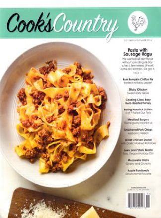 Cook's Country 5/2016