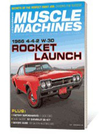Hemmings Muscle Machines 10/2016
