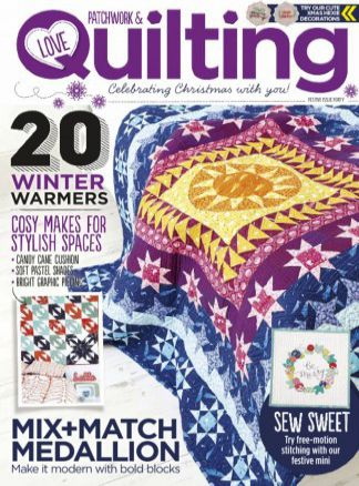 Love Patchwork & Quilting 9/2016