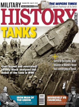 Military History Monthly 9/2016