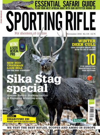 Sporting Rifle 2/2016