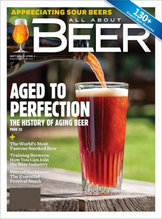 All About Beer 3/2016