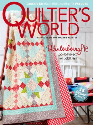 Quilter's World 2/2016