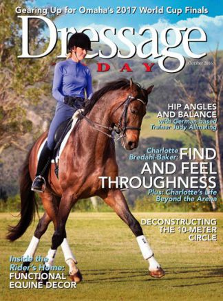 Dressage Today 7/2016