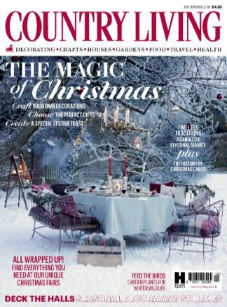 Country Living UK 11/2016