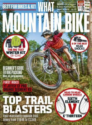 What Mountain Bike 10/2016