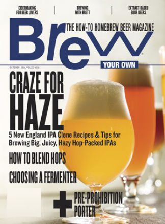 Brew Your Own 2/2016