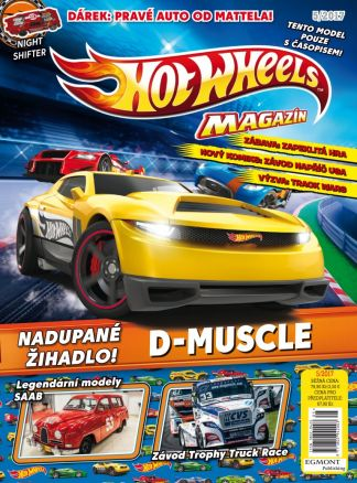Hot Wheels 5/2017
