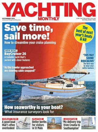 Yachting Monthly 3/2016