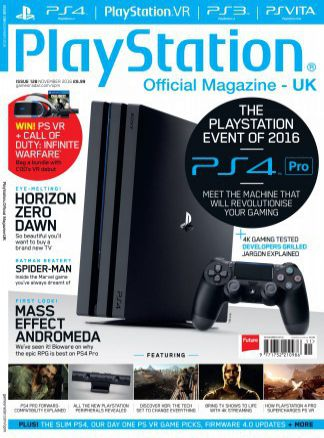 Playstation Official Magazine 2/2016
