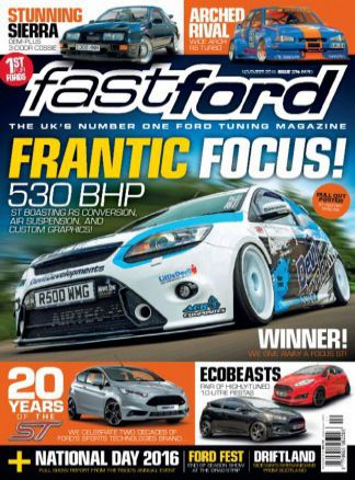 Fast Ford 9/2016