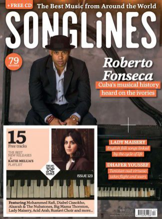Songlines - the world music magazine 9/2016