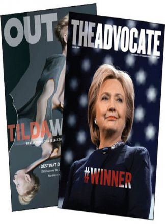Out - Advocate Edition 7/2016