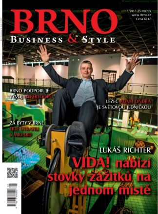 Brno Business & Style 3/2017