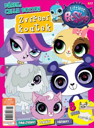 Littlest Pet Shop 6/2017