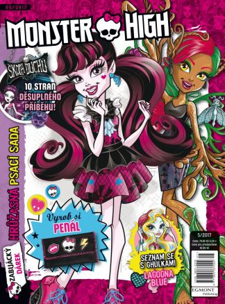 Monster High 5/2017