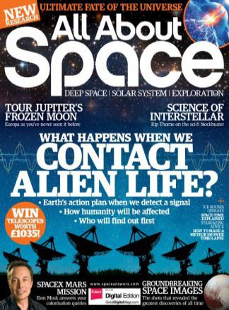 All About Space 11/2016