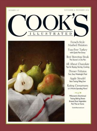 Cook's Illustrated 6/2016