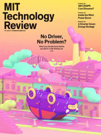 MIT Technology Review 4/2016