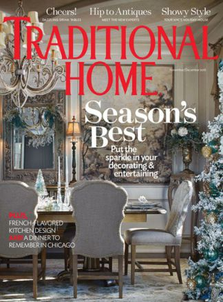 Traditional Home 8/2016