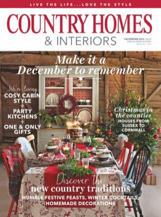 Country Homes & Interiors 3/2016