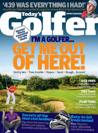 Today's Golfer 11/2016