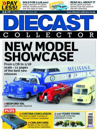 Diecast Collector 3/2016