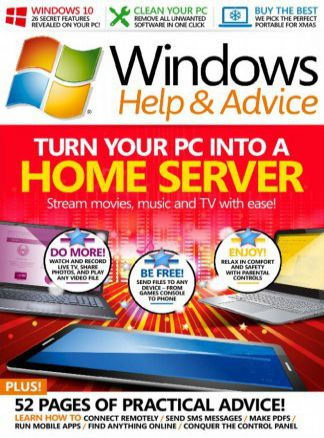 Windows: The Official Magazine 11/2016