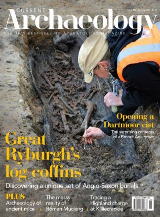 Current Archaeology 6/2016