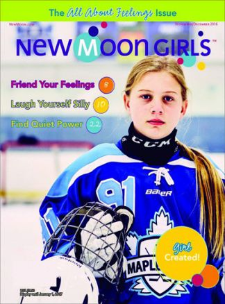 New Moon Girls 5/2016