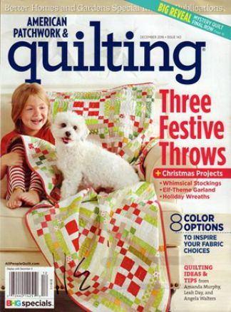 American Patchwork & Quilting 6/2016
