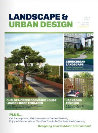 Landscape and Urban Design 1/2016