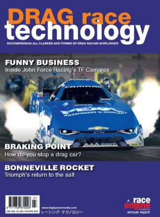 Drag Race Technology 1/2016