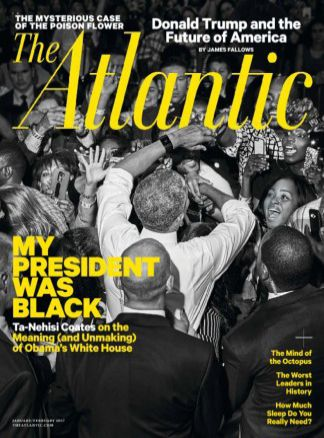 The Atlantic 4/2016