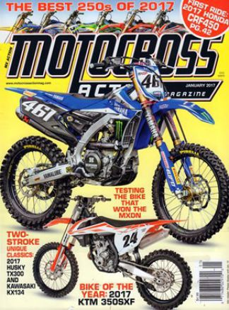 Motocross Action 9/2016