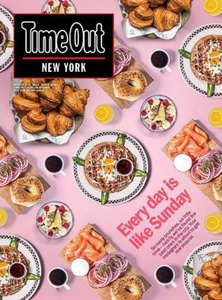Time Out New York 4/2016