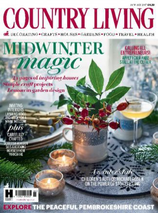 Country Living UK 12/2016
