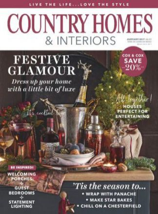 Country Homes & Interiors 4/2016