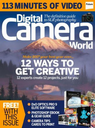 Digital Camera Magazine UK 12/2016