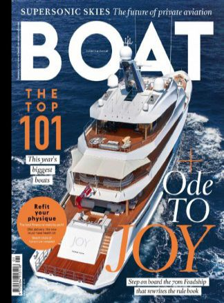 Boat international 11/2016