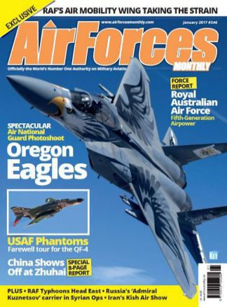 Airforces Monthly 4/2016