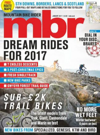 Mountain Bike Rider 5/2016