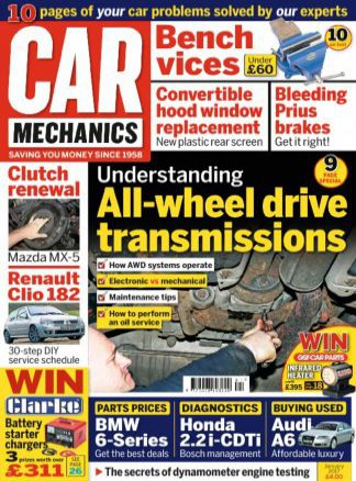 Car Mechanics 2/2016