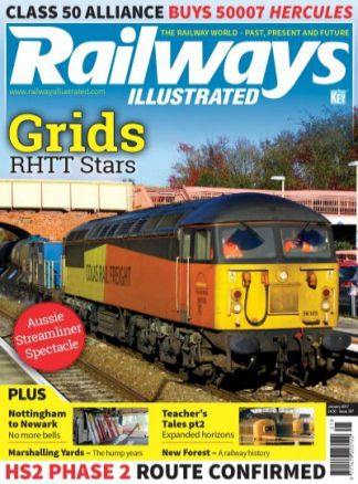 Railways Illustrated 3/2016