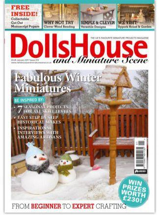 Dolls House & Miniature Scene 1/2017