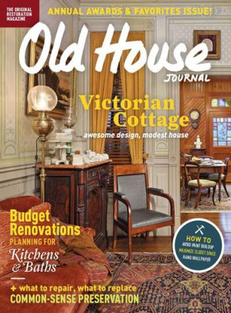 Old House Journal 1/2017